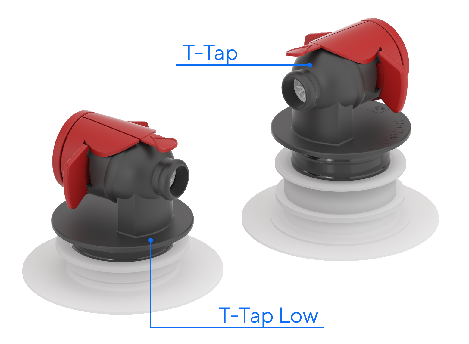 T-Tap – convenient and elegant dispenser for your liquid product in bag-in-box. Image 4
